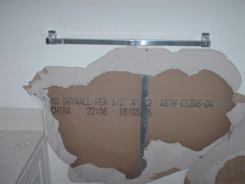 Asbestos Fibers In Drywall Or Particle Board Walls Images